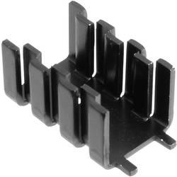 Chladič TRU COMPONENTS TC-V7238E1-203, 16 K/W, (d x š x v) 28 x 18.5 x 15 mm