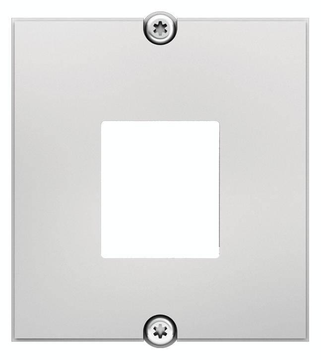 Bachmann 917.159 Bachmann 917.159 bílá nástěnná deska/kryt spínače bílá