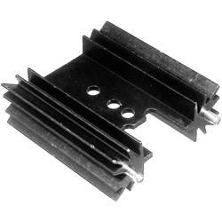 Lisovaný chladič TRU COMPONENTS TC-V7477X-203, 11 K/W, (d x š x v) 38.1 x 35 x 12.7 mm