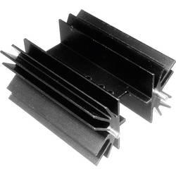 Lisovaný chladič TRU COMPONENTS TC-V8511Y-203, 4 K/W, (d x š x v) 50.8 x 41.6 x 25 mm
