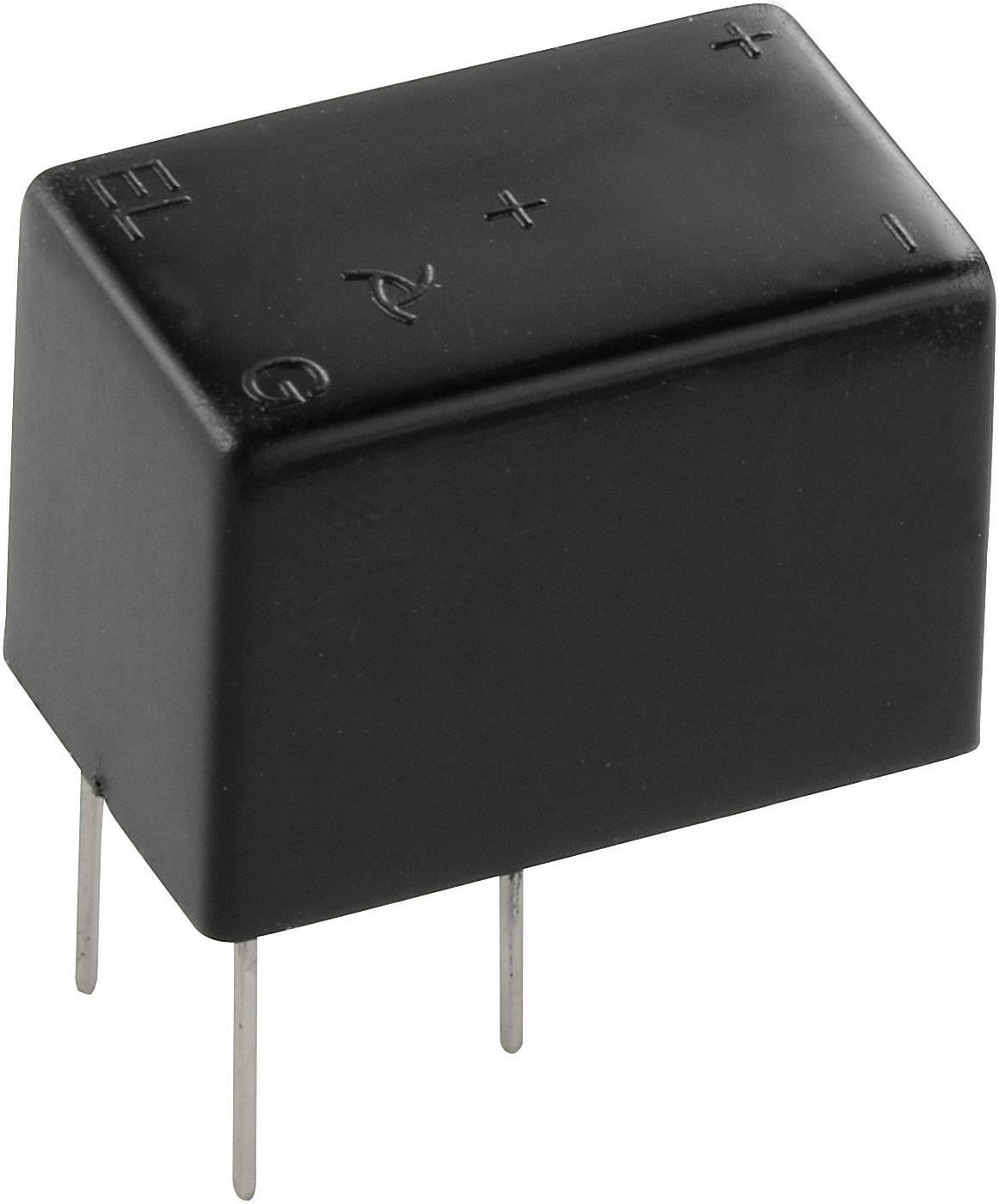 EL invertor Conrad Components WE-50, čierna, 5 V/DC, (d x š x v) 27 x 17.5 x 19 mm