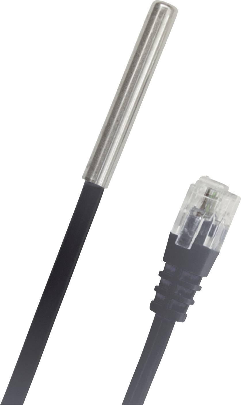Senzor měření teploty B & B Thermotechnik CON-DS1820-LC-2M, -55 - +125 °C, RJ11, kabel 2 m