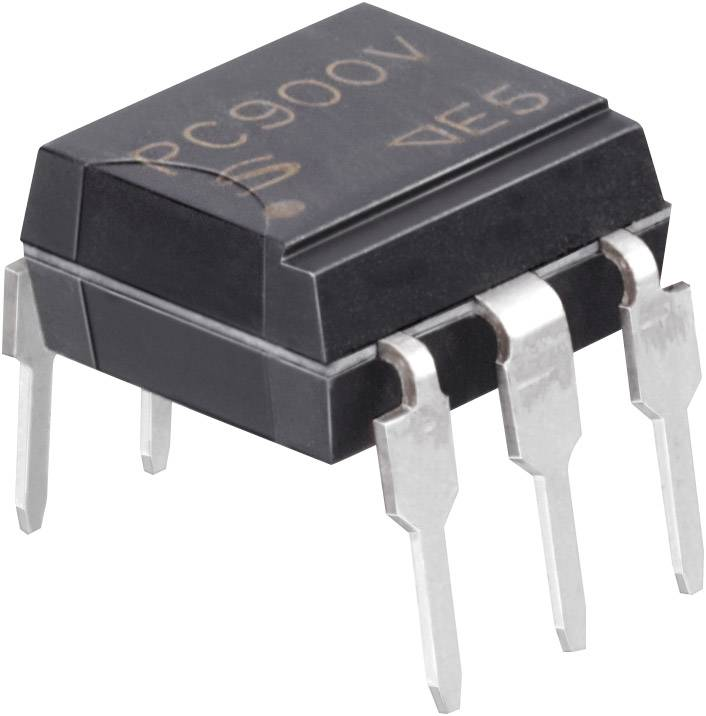 Optočlen - fototranzistor Sharp PC 900 DIP-6