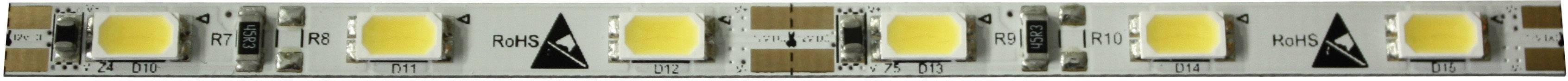 LED pás 12VDC Barthelme 50025633, 50025633, 250 mm, teplá bílá