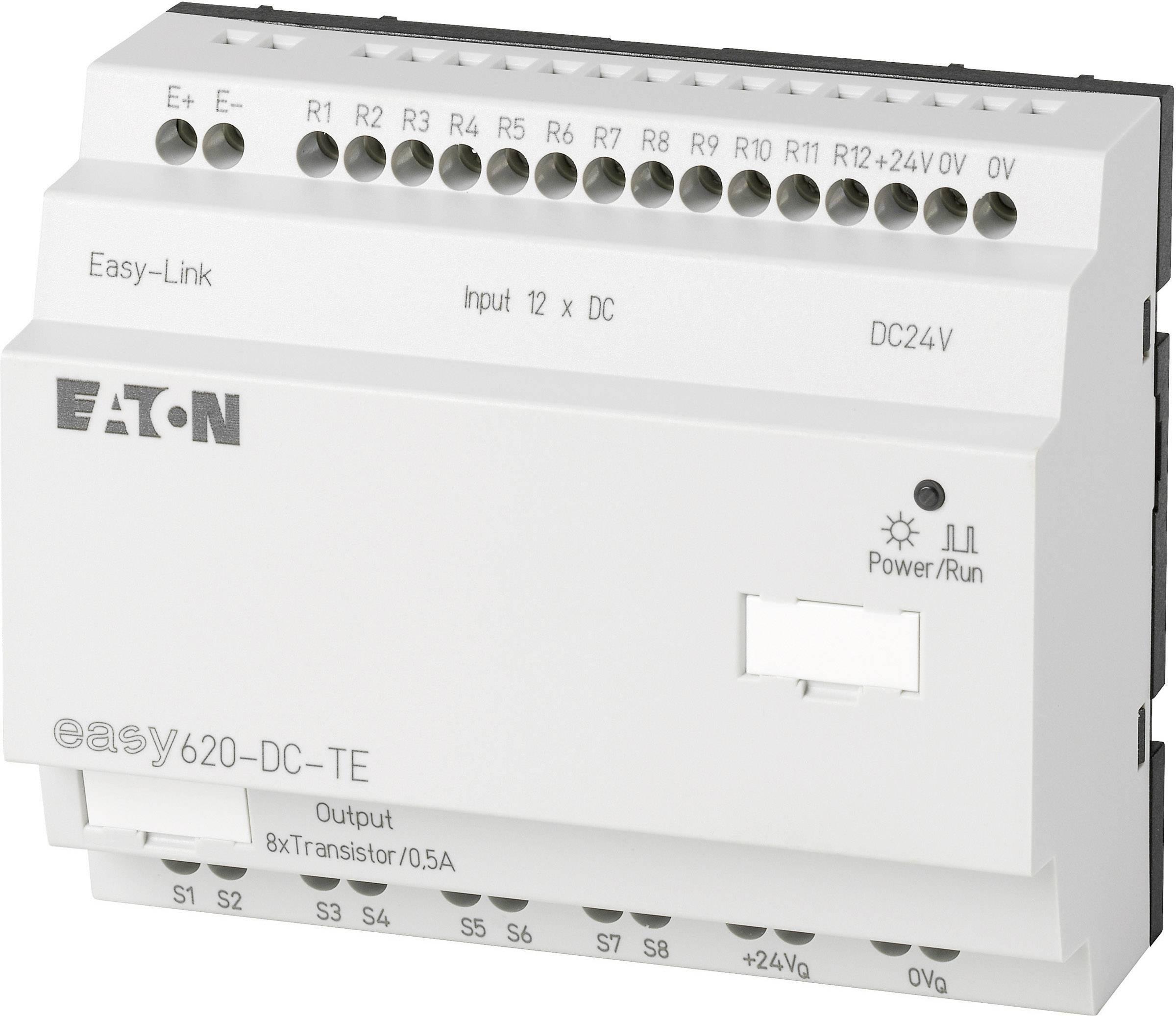Riadiacimodul Eaton easy 620-DC-TE 212313, 24 V/DC