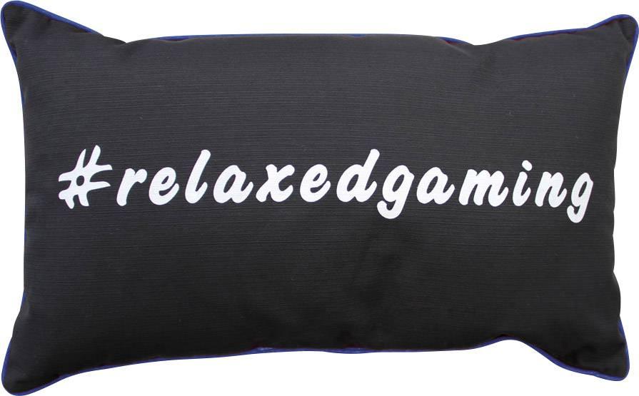 GAMEWAREZ 'relaxedgaming ARCTIC, PIK02AP000, čierna, modrá