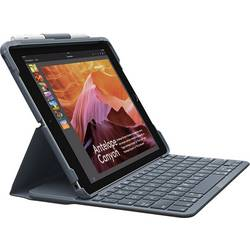 Klávesnice k tabletu včetně ochranného coveru Logitech Slim Folio Vhodné pro značku (tablet): Apple