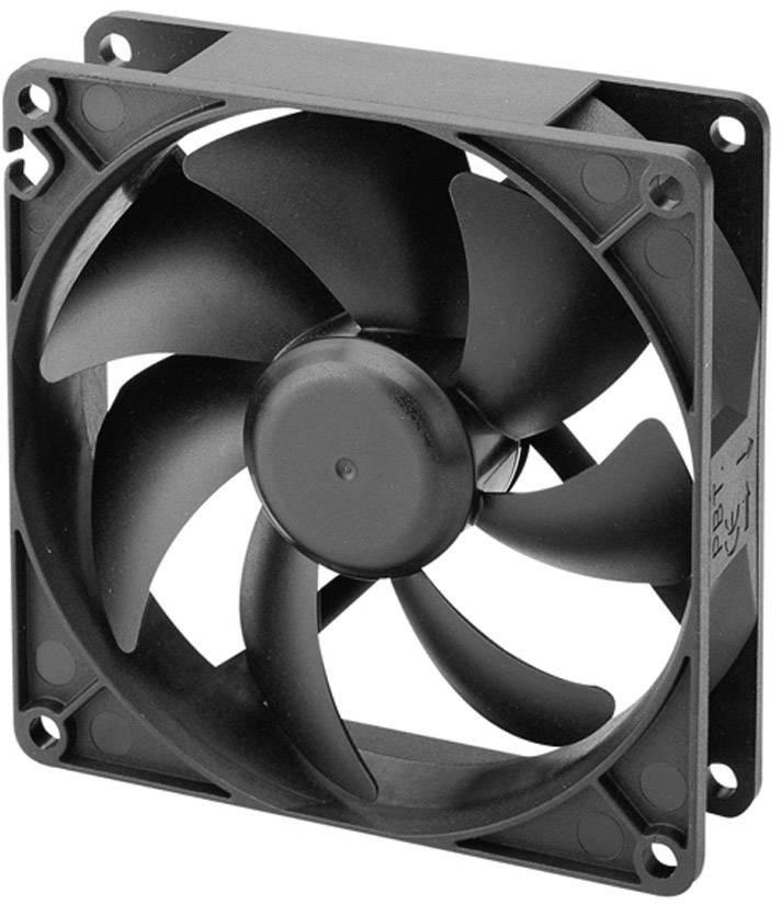 Axiálny ventilátor Sunon HA92251V4-0000-A99 HA92251V4-0000-A99, 12 V/DC, 17.7 dB, (d x š x v) 92 x 92 x 25 mm