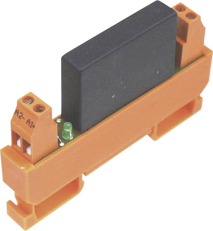 Polovodičové relé kmontáži na montážní lištu Appoldt 2115, CMX60D20-24-MS11