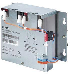 UPS bateriový modul Siemens SITOP akumulatorski modul 24V/3.2 AH 6EP1935-6MD11