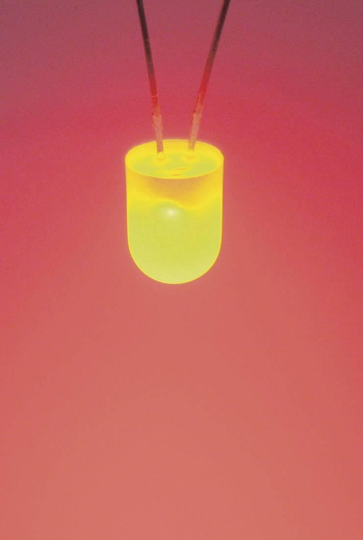 LED s uhlom vyžarovania 360°