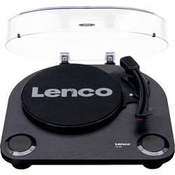 Gramofon Lenco LS-40, řemínkový pohon, černá