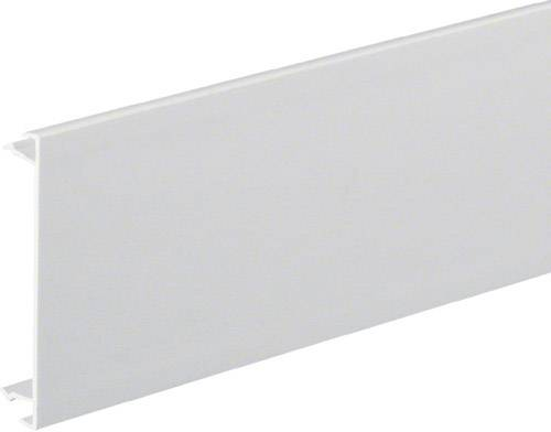 Parapetní lišta horná časť (d x š) 2000 mm x 80 mm Hager BRN7008029010 1 ks čistě bílá (RAL 9010)