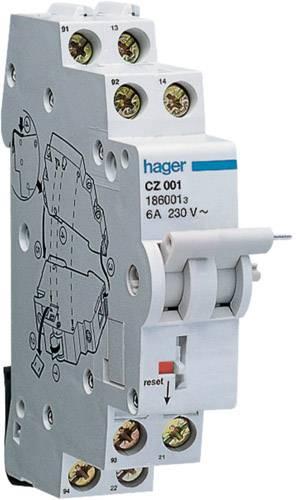 Ochranný proudový spínač Hager CZ001