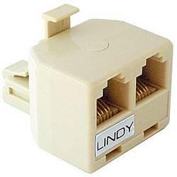 Telefonní adaptér žlutá LINDY