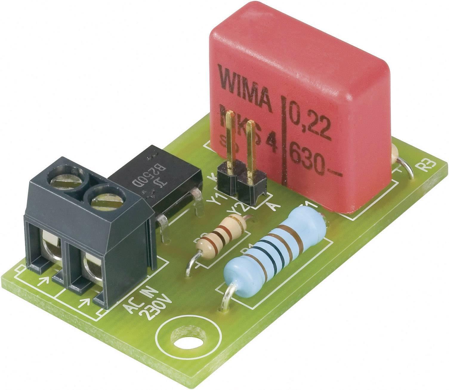 """Předřadný obvod LED bez """"blikání"""" 230LV20, 230 V/AC"""