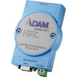 Ext.převodník sběrnice RS-232/485/422 na Ethernet Advantech ADAM-4571 (ADAM-4571-BE)