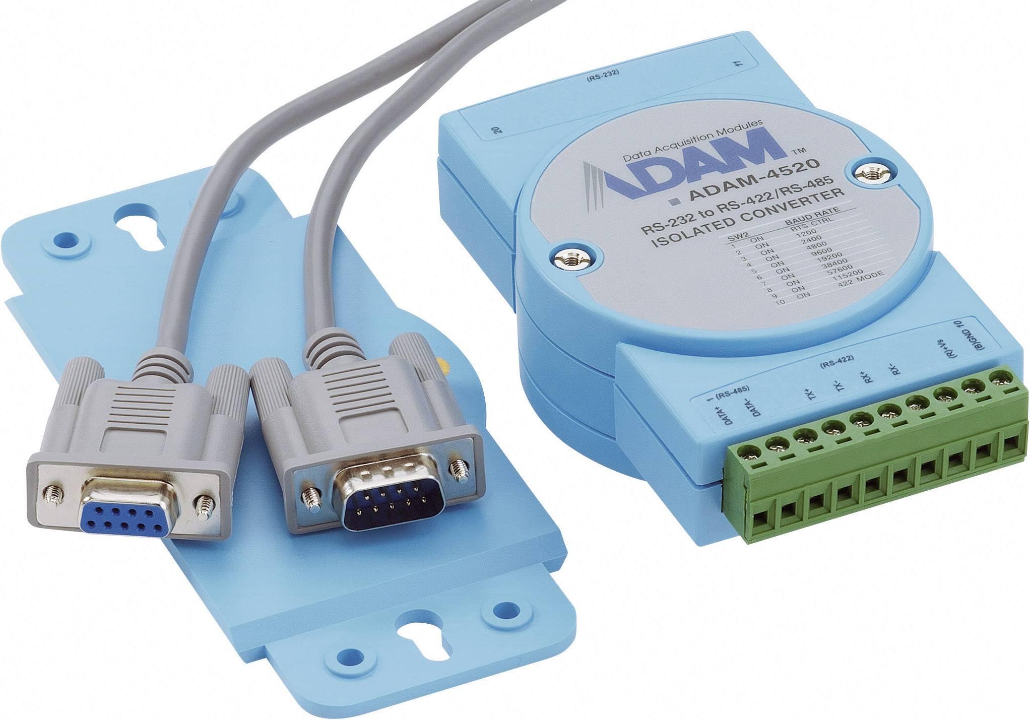 Repeater Advantech, ADAM-4520, 10 - 30 V/DC, izolovaný
