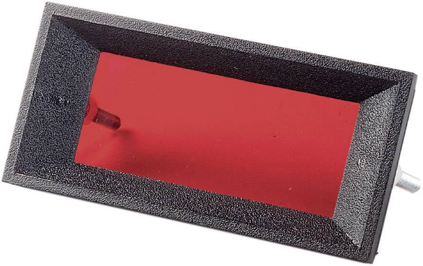 Filtr pro LCD - průhledná červená