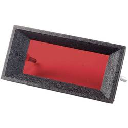 Filtrační podložka TRU COMPONENTS TC-FS41 R203, červená (transparentní)