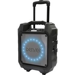 Mobilní PA reproduktor Denver TSP-305, napájeno akumulátorem