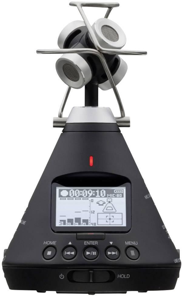 Přenosný audio rekordér Zoom H3-VR, černá