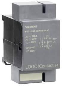 PLC rozširujúci modul Siemens LOGO! Contact 24 6ED1057-4CA00-0AA0