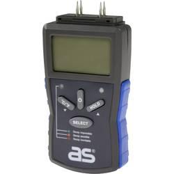 Měřič vlhkosti materiálů as - Schwabe 24103, Měření vlhkosti dřeva 6 až 42 % vol 0.2 až 2 % vol 24103
