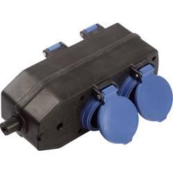 Rozbočovač as - Schwabe 60600 černá/modrá