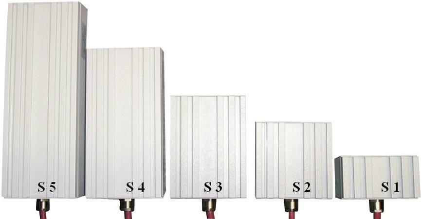 Topení pro rozvaděče Rose, S1.10/12-60, 10 W, 12 - 60 V/DC