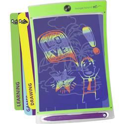 Kreslicí tablet Boogie Board Magic Sketch zelená, transparentní
