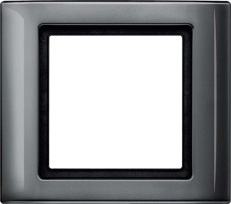 Merten kryt přepínač Aquadesign antracitová 400114