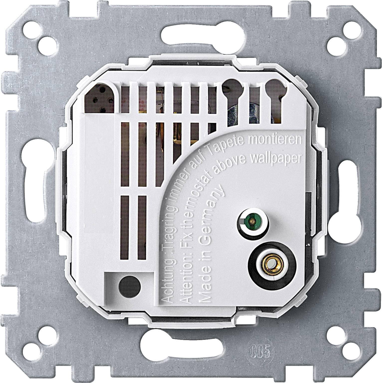 Pokojový termostat Merten 536400, 5 až 30 °C