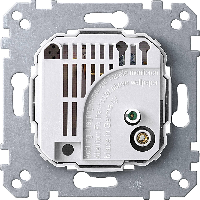 Pokojový termostat Merten 536401, 5 až 30 °C