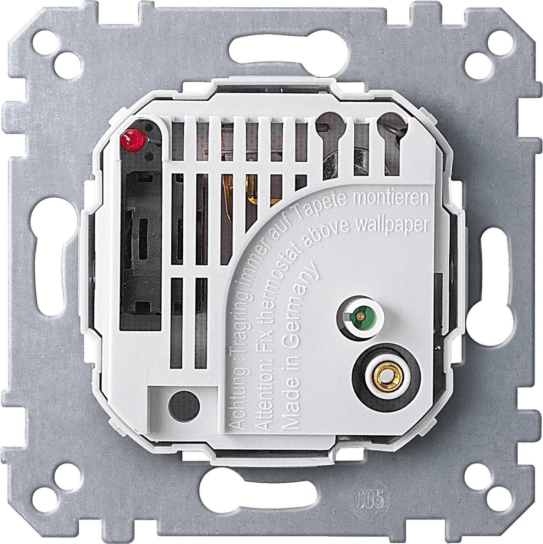 Pokojový termostat Merten 536302, 5 až 30 °C