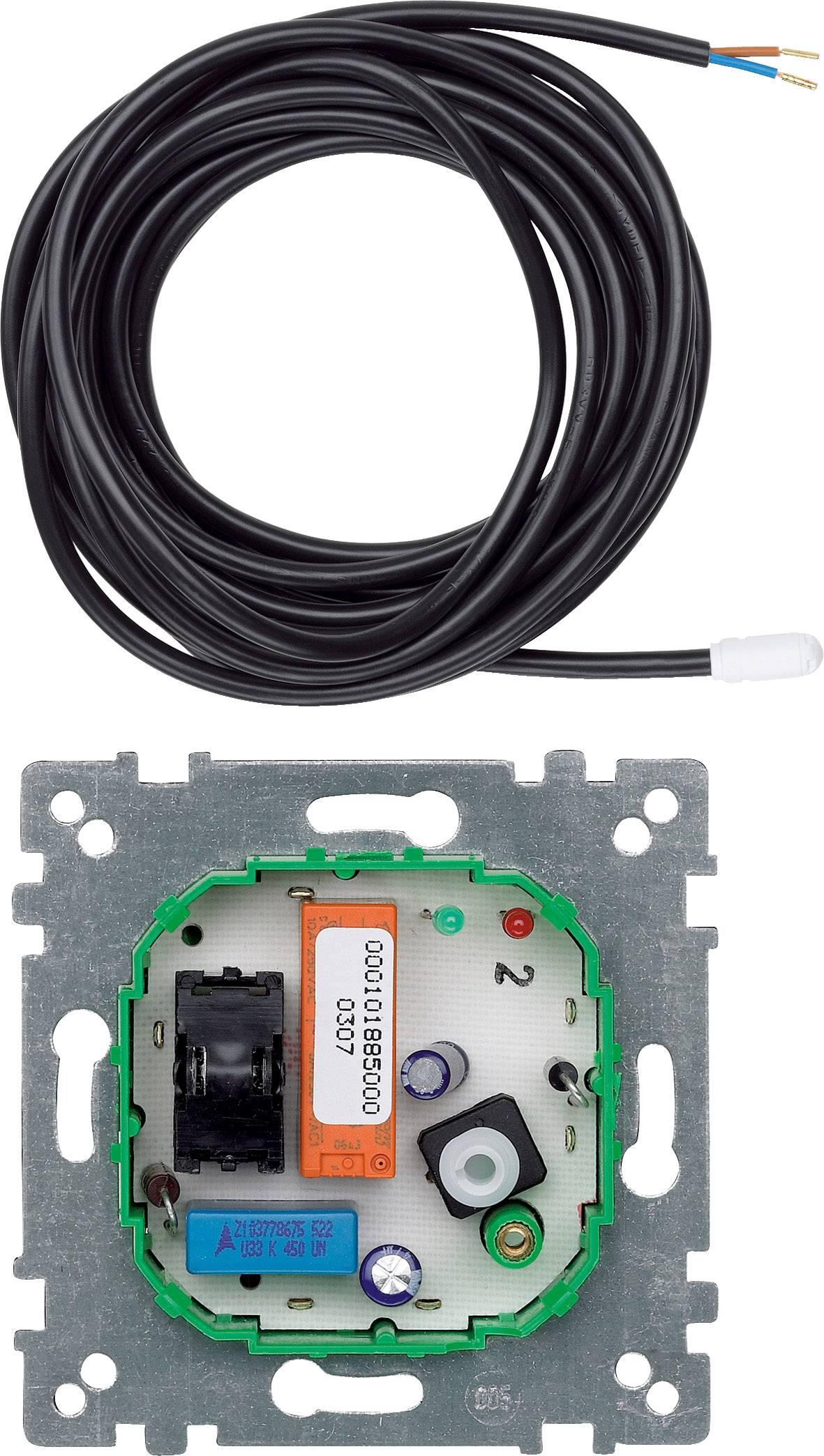 Pokojový termostat Merten 537100, 10 až 50 °C