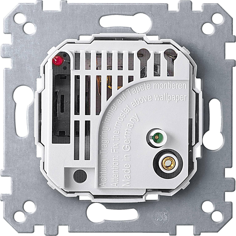 Pokojový termostat Merten 536304, 5 až 30 °C