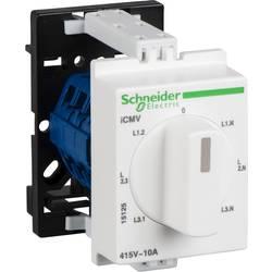 Prepínač voltmetra Schneider Electric 15125 15125, 10 A, 440 V, 1 ks