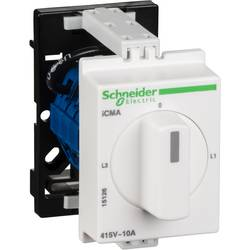 Přepínač ampérmetru Schneider Electric 15126 15126, 10 A, 440 V, 1 ks