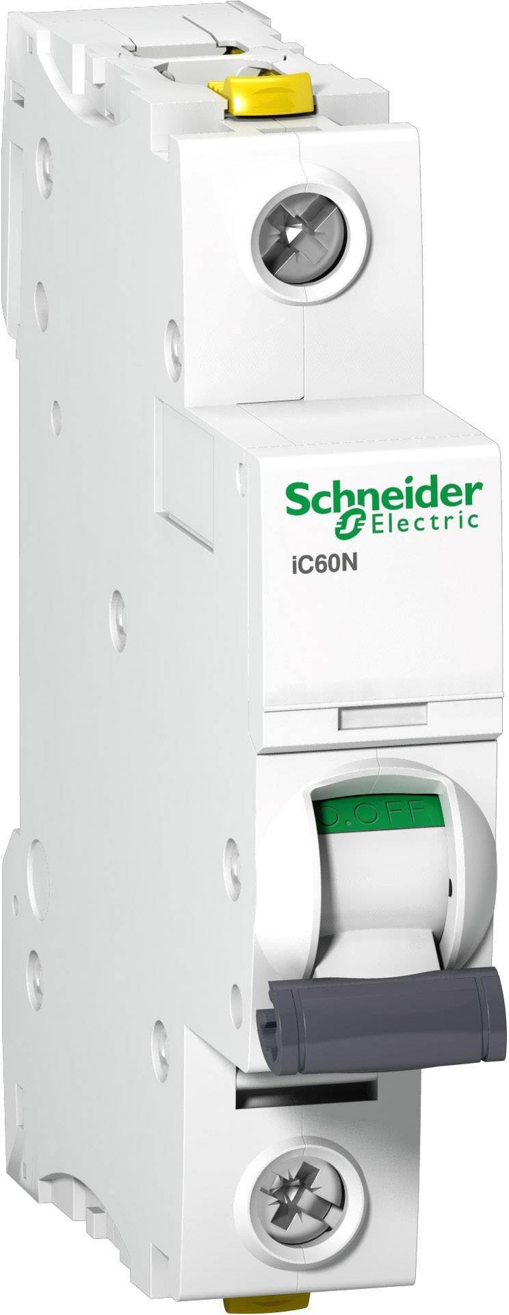 Elektrický jistič Schneider Electric A9F03106, 6 A, 230 V