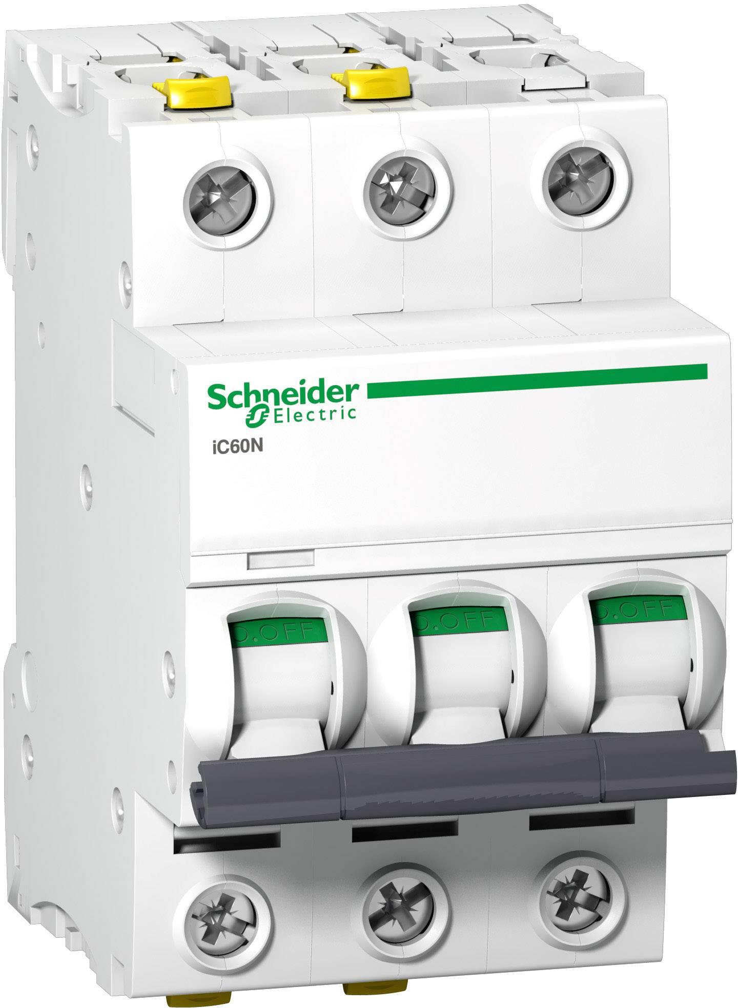 Elektrický jistič Schneider Electric A9F03332, 32 A, 400 V