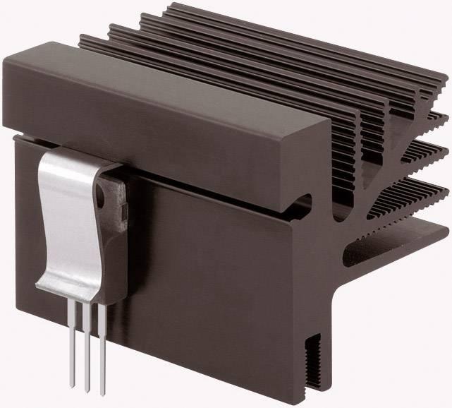 Lisovaný chladič Fischer Elektronik SK 482 100 SA + 4X THFU 2 10101589, 3.25 K/W, (d x š x v) 100 x 33 x 35 mm, TO-218, TO-220, TO-3P, TO-247, TO-248