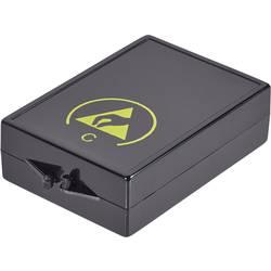 ESD box 5100.860 5100.860 Wolfgang Warmbier 5100.860, (d x š x v) 55 x 38 x 14 mm, čierna