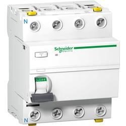 Proudový chránič Schneider Electric A9Z21463, 63 A 0.03 A 415 V