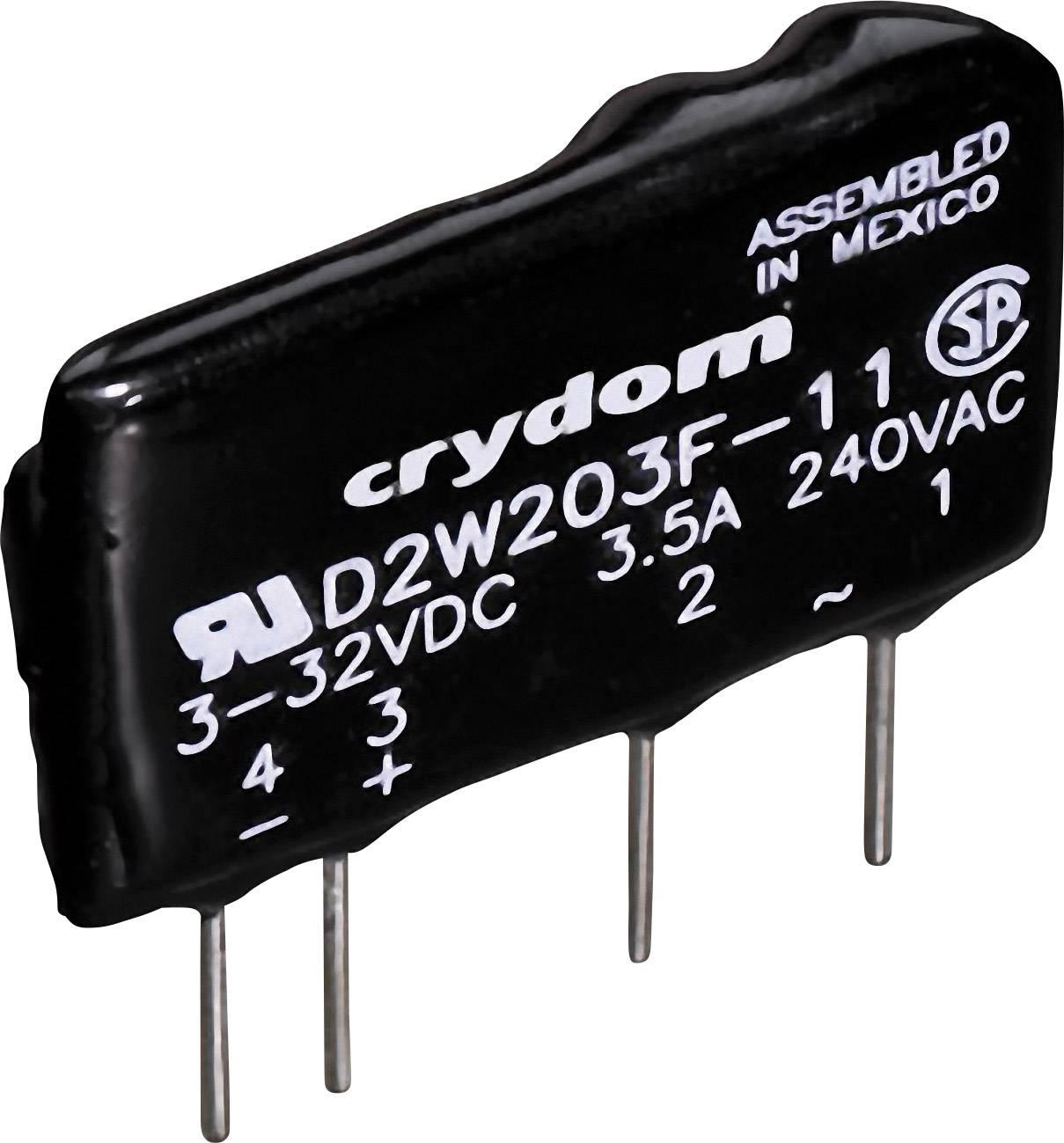 Polovodičové relé Crydom D2W202F D2W202F, 2 A, 1 ks