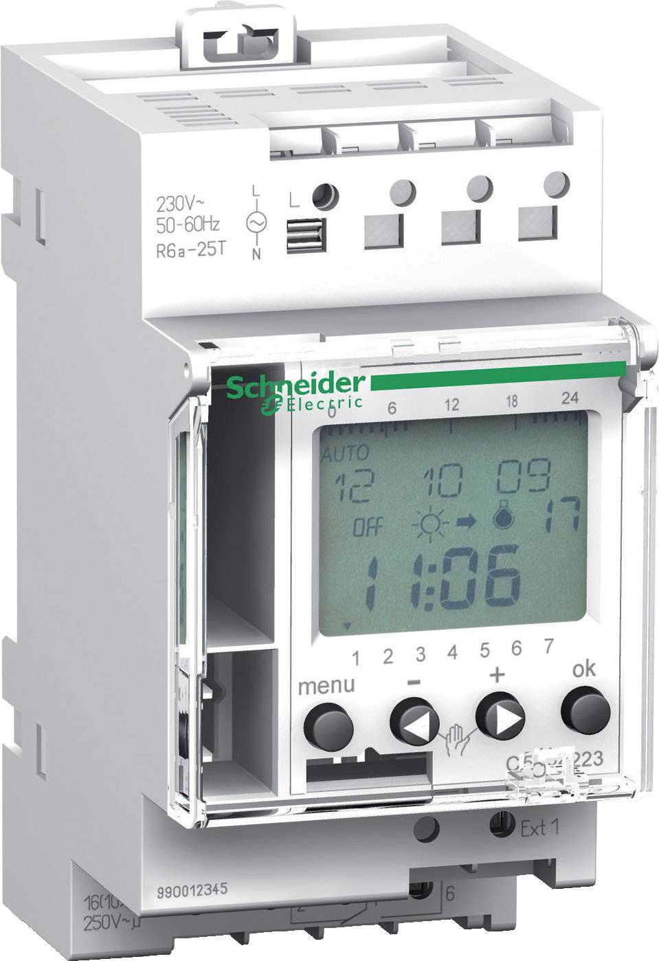 Řezačka CCT15224 Ic Astro 1kanálový Schneider Electric CCT15224