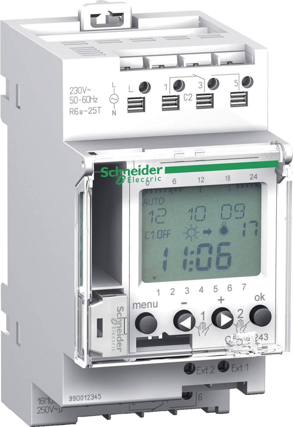 Řezačka CCT15244 Ic Astro 2kanálový Schneider Electric CCT15244
