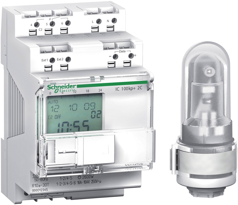 Řezačka CCT15493 Ic 100 kp 2kanálový Schneider Electric CCT15493