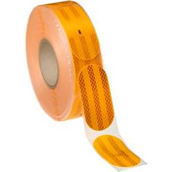 Označení kontury, reflektorová páska 3M Diamond Grade™ 983-71 S (d x š) 50 m x 55 mm, žlutá reflexní, 1 role