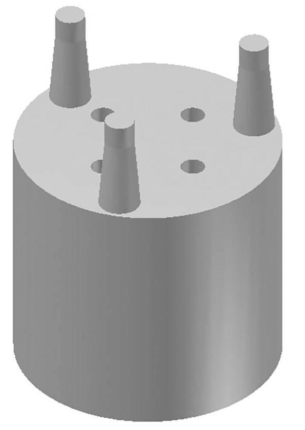 Tranzistorová montážní podložka pro pozdro TO18 Fischer Elektronik MS 184-7